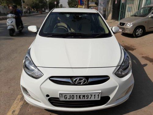 2011 Hyundai Verna 1.6 SX for sale in Ahmedabad
