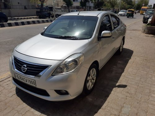 2013 Nissan Sunny XV Diesel MT for sale in Ahmedabad