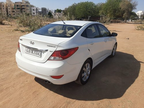 2011 Hyundai Verna 1.6 SX DIesel MT for sale in Ahmedabad-2