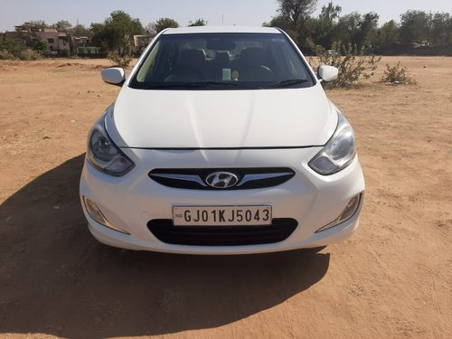 2011 Hyundai Verna 1.6 SX DIesel MT for sale in Ahmedabad-0