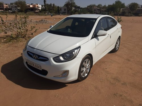 2011 Hyundai Verna 1.6 SX DIesel MT for sale in Ahmedabad-3
