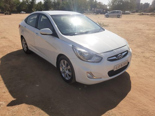 2011 Hyundai Verna 1.6 SX DIesel MT for sale in Ahmedabad-1