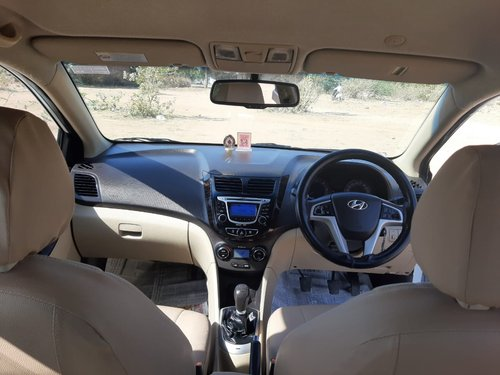 2011 Hyundai Verna 1.6 SX DIesel MT for sale in Ahmedabad-4