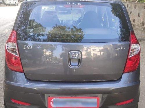 2016 Hyundai Grand i10 Sportz Petrol MT  for sale in Ahmedabad