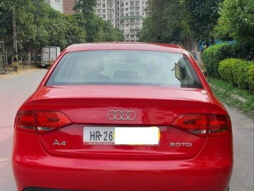 Audi A4 New 2010 AT for sale in Gurgaon