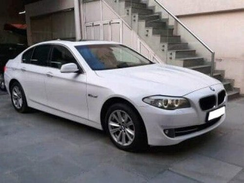2011 BMW 5 Series 2007-2010 AT for sale in New Delhi