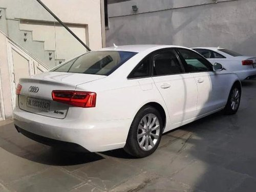 Audi A6 2.0 TDI Technology 2013 AT for sale in New Delhi