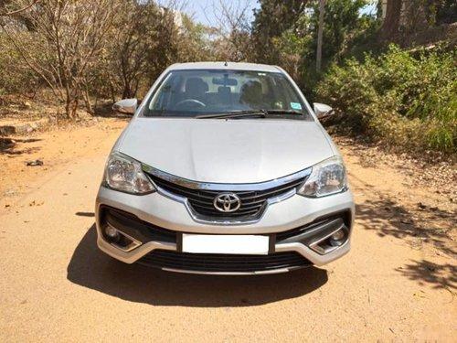 Toyota Platinum Etios VX 2016 MT for sale in Bangalore