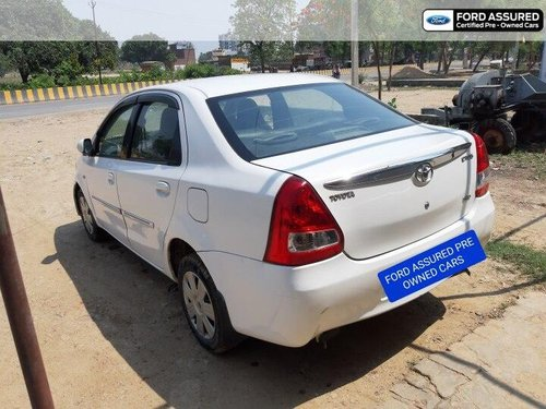 Toyota Platinum Etios 2012 MT for sale in Varanasi