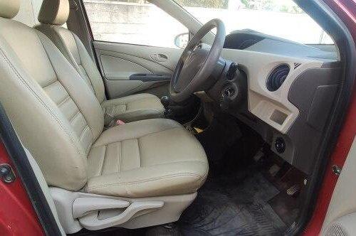 Toyota Platinum Etios GD 2013 MT in Bangalore