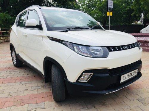 2016 Mahindra KUV100 K8 G6 Petrol MT for sale in Ahmedabad
