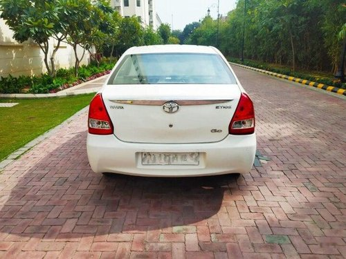 Used Toyota Platinum Etios 2012 MT for sale in New Delhi