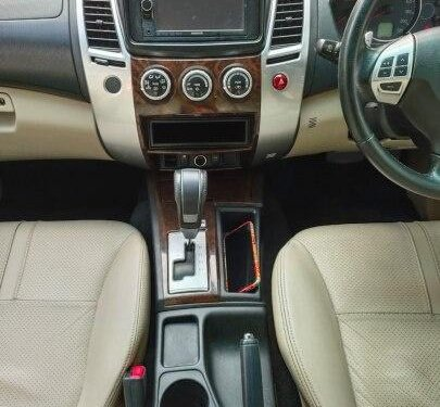 Used 2015 Mitsubishi Pajero Sport 4X2 AT for sale in Bangalore
