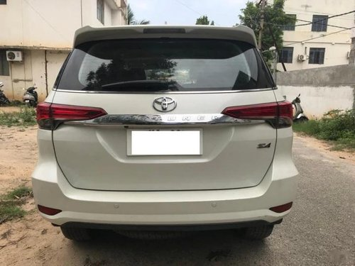 Used Toyota Fortuner 2018 AT for sale in Bangalore -7