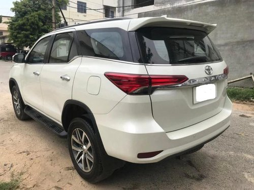 Used Toyota Fortuner 2018 AT for sale in Bangalore
