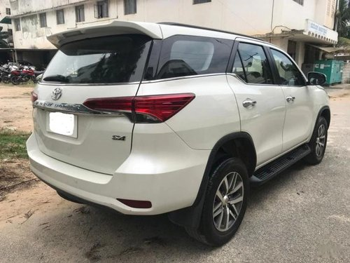 Used Toyota Fortuner 2018 AT for sale in Bangalore -6