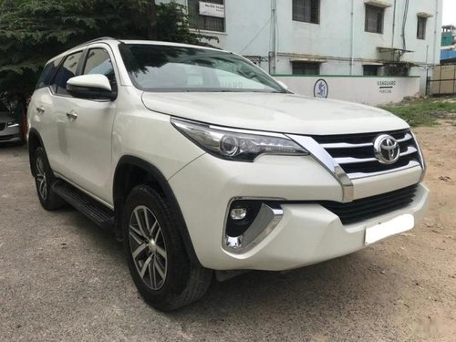 Used Toyota Fortuner 2018 AT for sale in Bangalore -9
