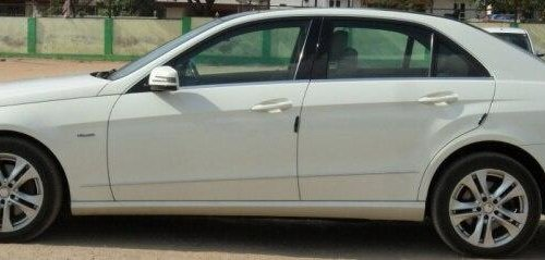 Used Mercedes Benz E Class 2012 AT for sale in Coimbatore