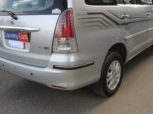 Used 2010 Toyota Innova 2.5 VX 7 STR MT for sale in Bangalore