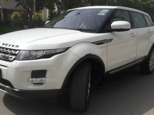 Used 2013 Land Rover Range Rover Evoque AT in New Delhi