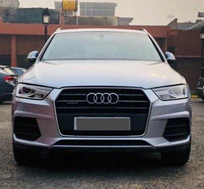 Audi Q3 35 TDI Quattro Premium Plus 2015 AT in New Delhi