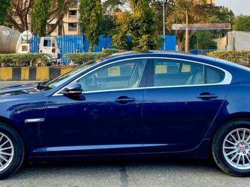 Used Jaguar XF 2.2 2014 AT for sale in Mumbai