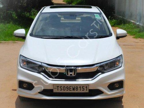 2017 Honda City i-VTEC CVT ZX AT for sale in Hyderabad