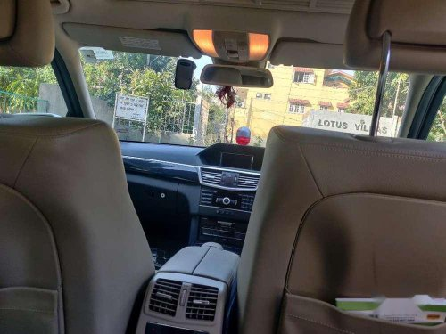 2012 Mercedes Benz E Class AT for sale in Gurgaon