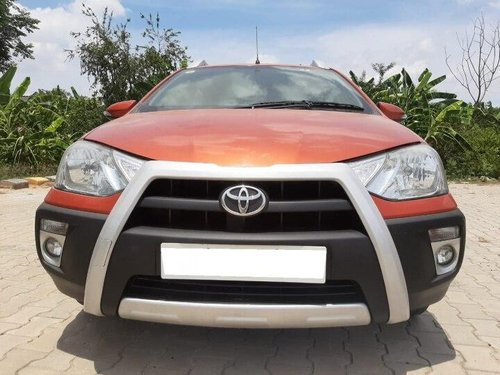 Used 2014 Toyota Etios Cross 1.2L G MT for sale in Bangalore