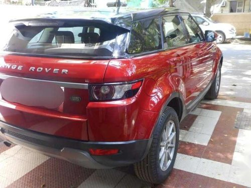 Used 2013 Land Rover Range Rover Evoque AT for sale in Chennai