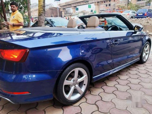 Used 2015 Audi A3 Cabriolet AT for sale in Kolkata