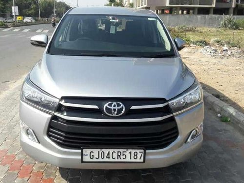 Toyota INNOVA CRYSTA 2.4 GX Manual, 2018, Diesel MT in Ahmedabad