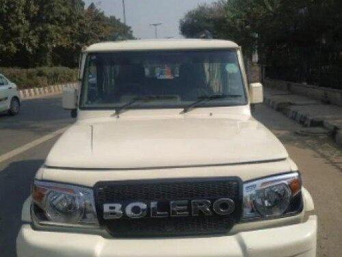 2015 Mahindra Bolero SLX MT for sale in New Delhi