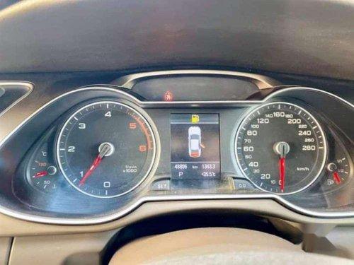 Used 2013 Audi A4 2.0 TDI AT for sale in Kolkata
