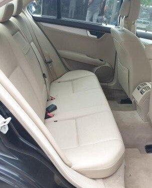 2013 Mercedes Benz C-Class C 220 CDI Elegance AT in Bangalore