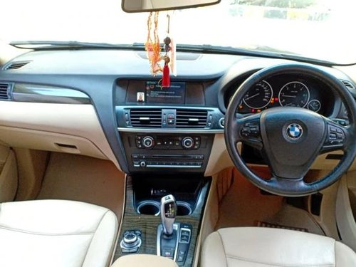 Used 2011 BMW X3 xDrive 20d Luxury Line AT in Hyderabad