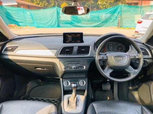 Used 2014 Audi Q3 2012-2015 AT for sale in New Delhi