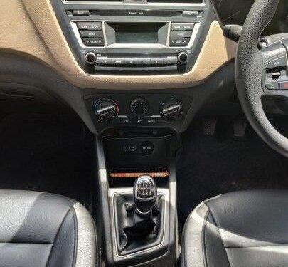 Hyundai Elite i20 Diesel Sportz 2017 MT for sale in Bangalore
