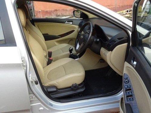 Used Hyundai Verna 1.6 SX VTVT (O) 2015 MT in Kolkata