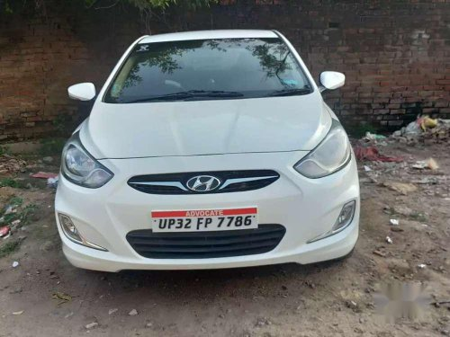 Used 2014 Hyundai Verna MT for sale in Lucknow