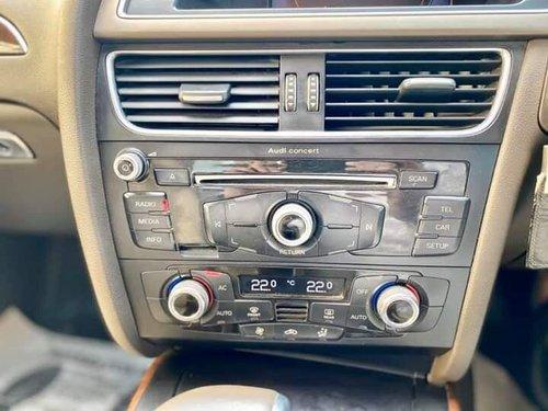 Used Audi A4 2013 AT for sale in Kolkata