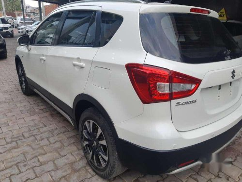 Used 2017 Maruti Suzuki S Cross MT for sale in Lucknow