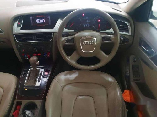 Used Audi A4 2.0 TDI Multitronic 2011 AT in Mumbai -4
