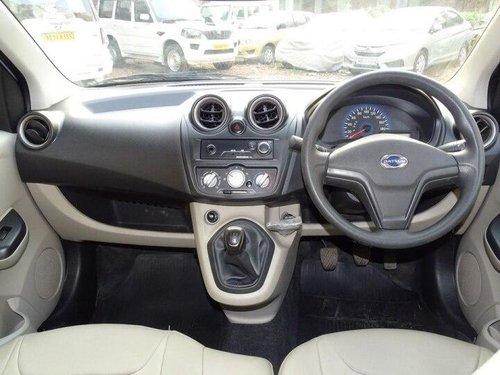 Used Datsun GO Plus T 2017 MT for sale in Kolkata
