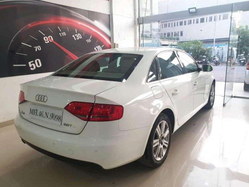 Used Audi A4 2.0 TDI Multitronic 2011 AT in Mumbai -9