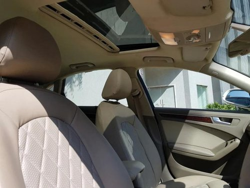 Used Audi A4 2.0 TDI Multitronic 2011 AT in Mumbai