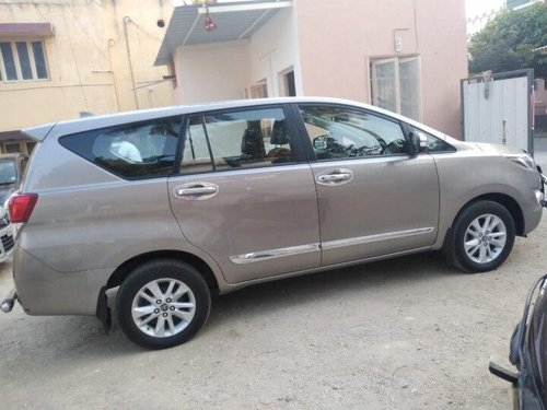 Used Toyota Innova Crysta 2016 MT for sale in Coimbatore