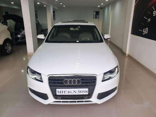 Used Audi A4 2.0 TDI Multitronic 2011 AT in Mumbai -12
