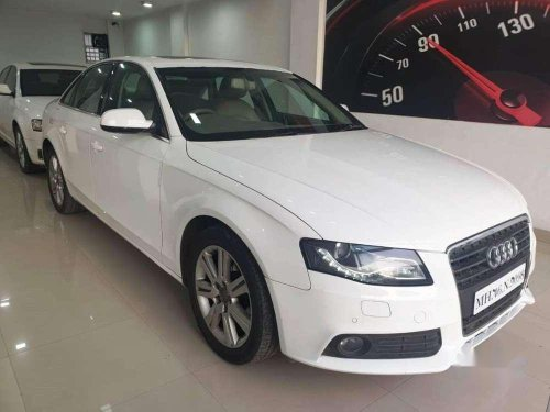 Used Audi A4 2.0 TDI Multitronic 2011 AT in Mumbai -11