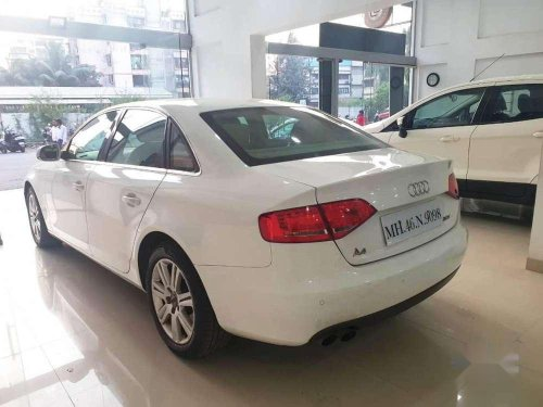 Used Audi A4 2.0 TDI Multitronic 2011 AT in Mumbai